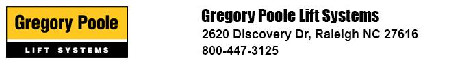 Gregory Poole Equipment Company